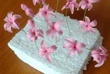 cukor virágok