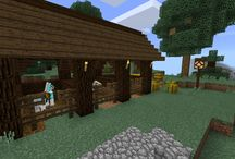 My minecraft projects