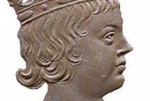 Clovis III (670 + ?) Roi d'Austrasie (676)