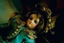 Dolly / bambole di porcellana