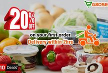 Get Discount On Grocery Items