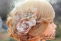 Wedding - Hair and Makeup / by Justyna Palasiewicz