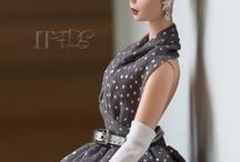 ooak fashion dolls