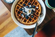 EAT | Waffles / by Running With Tongs