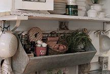 kitchen ideas / by Martha Petrie