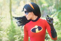 Violet - The Incredibles