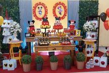 Festas infantis / Madame Girê Decorações