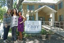 Ebby House: Empowering Young Women Who have Aged Out of Foster Care / Inspiring and uplifting support for young women overcoming adversity.