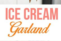 DIY Garland & Wall Art