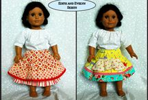 Doll clothing etc  / by Leigh Sherrod