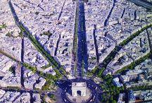 Escape in the Big City / Paris  , Rome , NYC ,London ...