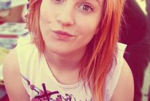Hayley Williams (paramore)