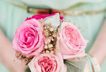 Mint and Gold Wedding / by Alice Johnson