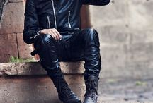 Leather baby!
