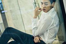 Lee Hyun Woo / Ator, modelo e cantor Sul Coreano.