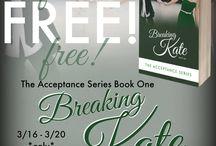Breaking Kate is Free! / Breaking Kate is FREE until 3/20