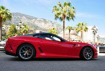Ferrari / by Timothy Lindstrom