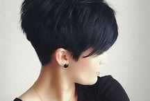 hair cut *