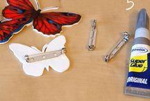 Shrink plastik / For keys & necklace