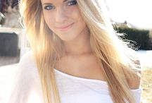 Straight Hair Pin-spirations
