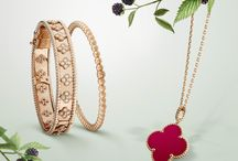 Valentine's Day Selection 2016 / Valentine's Day is coming.  Discover soon the Van Cleef & Arpels' enchanting selection to celebrate this festive season.