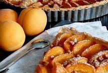 Inspiration Recettes : Abricots, Pêches et Nectarines / Fruits d'été / Summer Fruits
