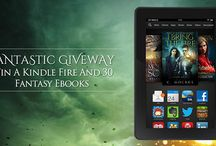 Kindle & Book Contests