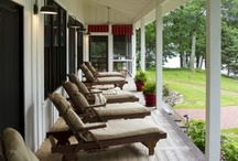 Porches & Decks / by Cathy Lakebrink