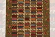 Civil War and Reproduction Quilt Patterns