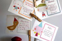 Invitacion cards ideas / by Laura Roj