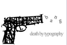 I like type / I wish I knew who did these to give credit where it's due.