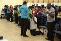 """""""ATTEMPT GREAT THINGS"""" CAMP / A camp in Kingston, Jamaica for the pastors and leaders of the Lighthouse Chapel International."""
