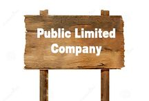 Public limited company registration act