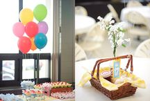 """Our """"Up"""" Inspired Wedding! / On August 27, 2011, I married the sweetest guy I've ever known! Our wedding theme was inspired by the Disney-Pixar movie """"Up"""" (the sweetest movie I've ever seen), and this board is a compilation of our actual wedding photos and the things that indirectly and directly influenced the details of our big day! / by Kacie Miller"""
