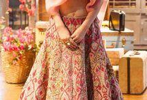 Indian Engagement Dress Gowns Anarkali