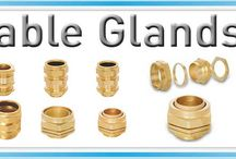 Cable Gland Systems & Accessories / We are one of the leading manufacturers of cable glands system and accessories as per the customer's needs and requirements.