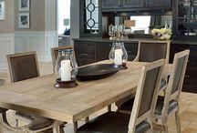 mesas estilos