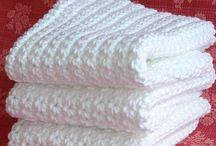 crochet lavette