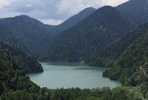 Абхазия - Место куда хочется Вернуться!!!!! / Страна Души - Абхазия, Люблю Тебя!!!!