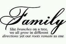Familie tattoos