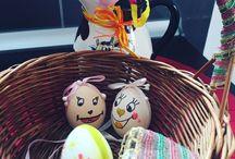 Jajka Wielkanoc