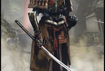 JAPAN - SAMURAI ETC.