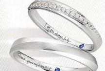 Rings / wedding band designs