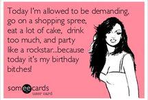 birthday time