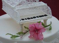 Kakun koristelu / Decoration cakes