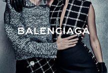Balanciaga - Advertising