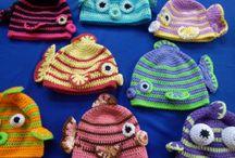 Cute crochet items