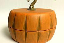 pumpkin bowles