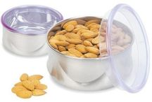 Kitchen Food Storage Set / Magickart offer to sel wide range of kitchen food, spice & snacks storage with familiar brandeds like anupan, tupperware, signoraware, avani, chef'n, eagle home, emsa, JVL classic ware and more with free shipping in India.