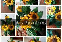 Art paradise by A.J